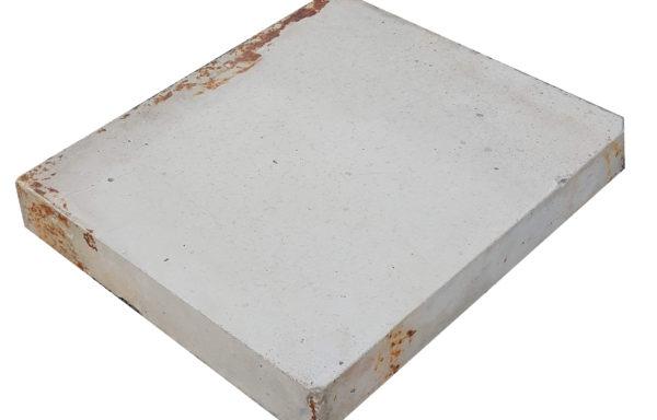 Płyta oporowa – Płyta PO 480x400x70 przy zastosowaniu elementu UKS