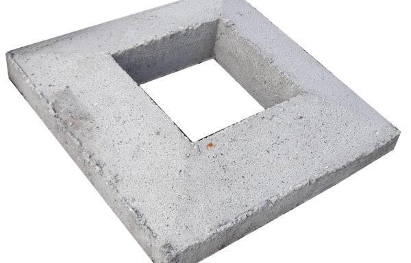 Hydrantowe elementy betonowe