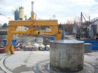 Kręgi betonowe – wibroprasowane