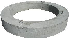 Pierścień żelbetowy odciążający